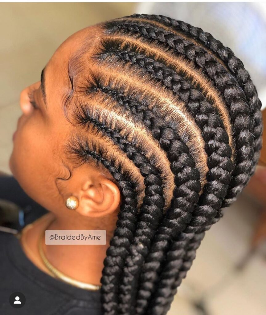 Braids Hairstyles 2020 Pictures: Beautiful Braids to you to slay
