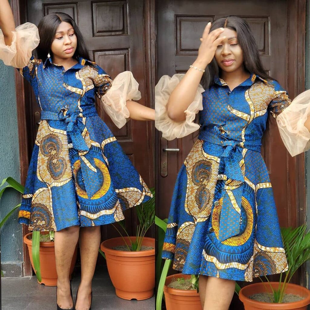 2020 Ankara Gown Styles: Most Beautiful Dresses for Ladies