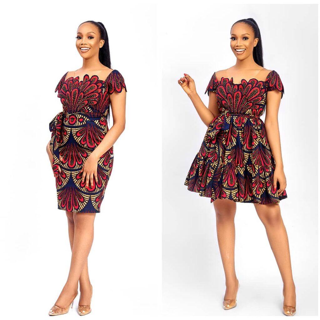 simple ankara gowns 2020