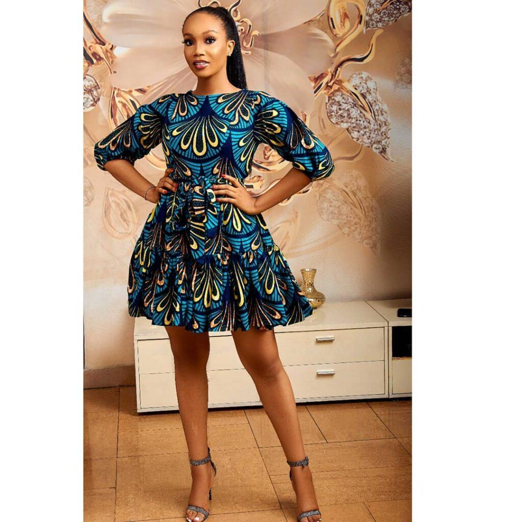 Simple Ankara Styles For Wedding 2020: Lovely Dresses