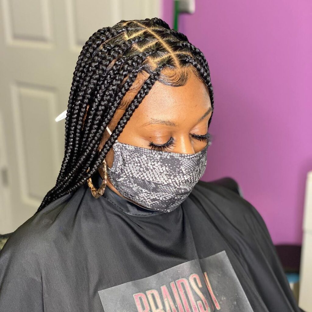 Latest African Hair Braiding Styles pictures 2020