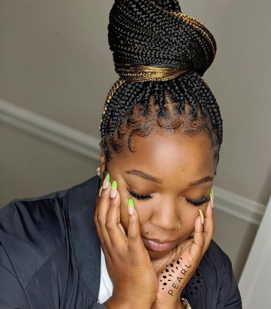 African Braids Hairstyles 2020: Trending Braids for Ladies