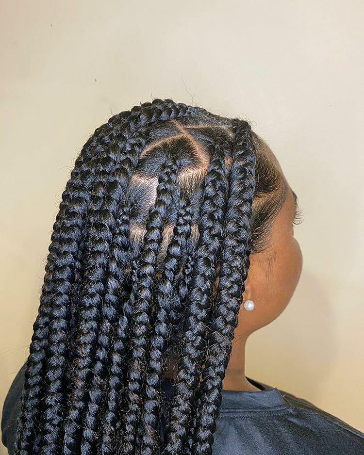 Braids Hairstyles for black women 2020