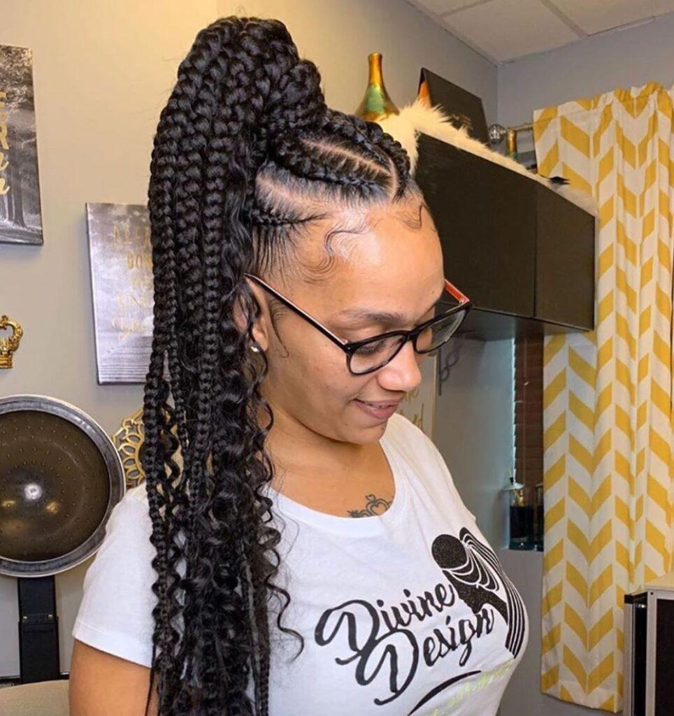 Unique Ghana Weaving Hairstyles 2020