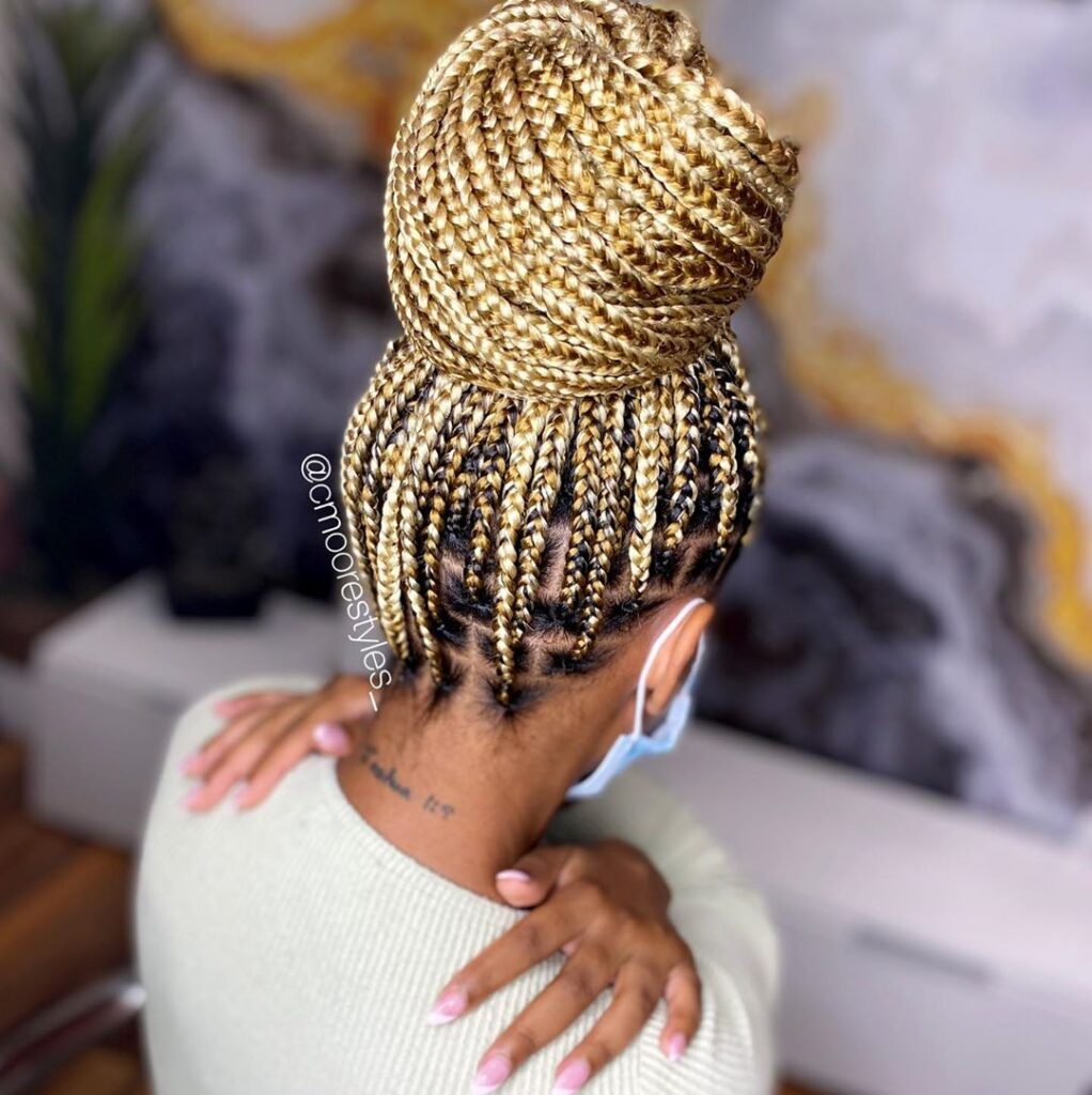 Braids Shuku Hairstyles 2020