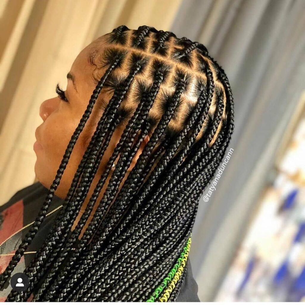Best Ghana Weaving Hairstyles for 2020: Best for ladies to rock
