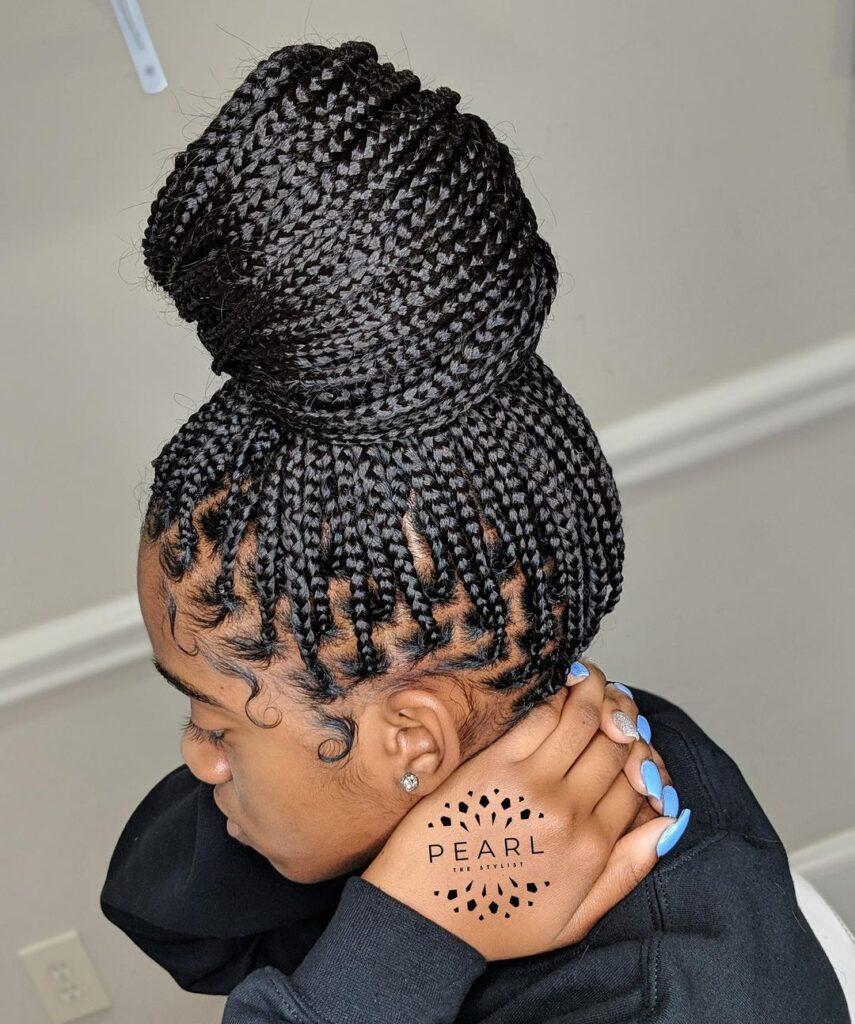 Braids Shuku Hairstyles 2020: Best for ladies to rock