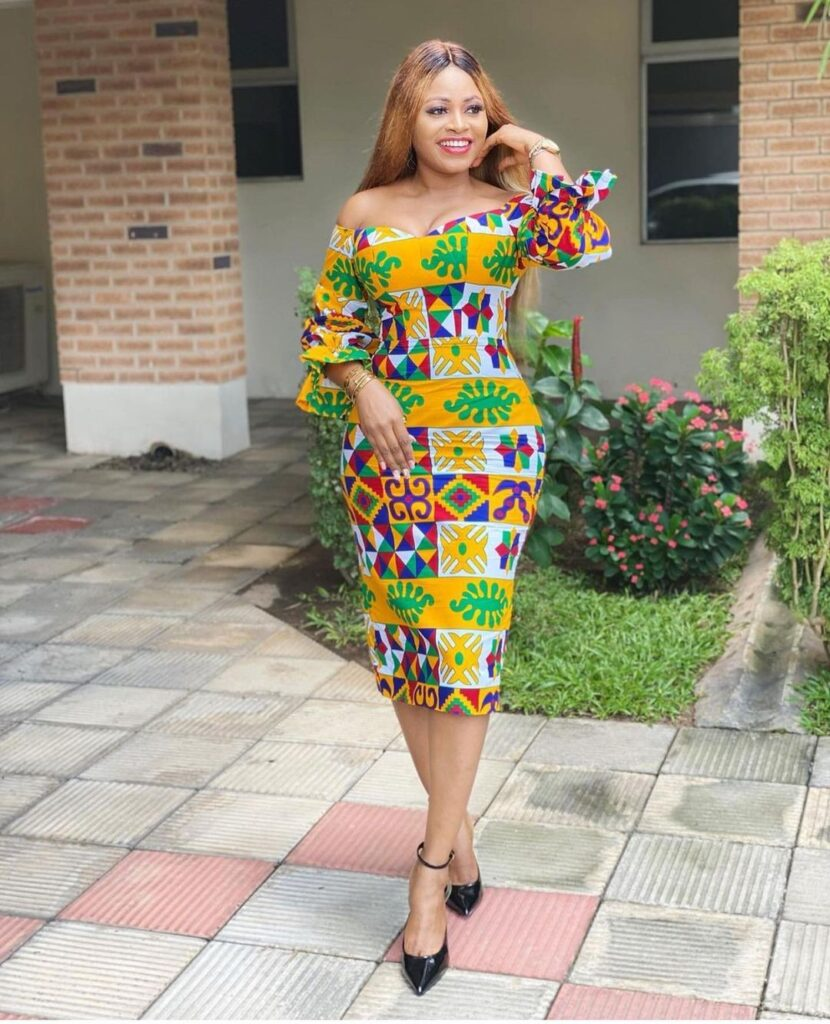 African Dresses Design Pictures 2021
