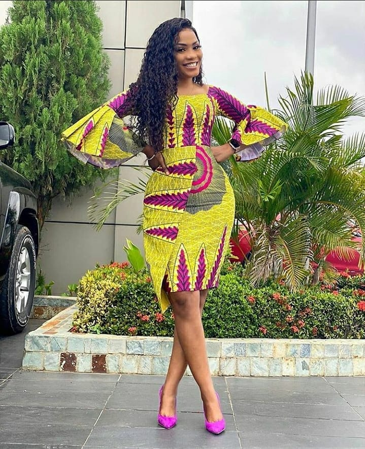 Unique Ankara Styles 2021