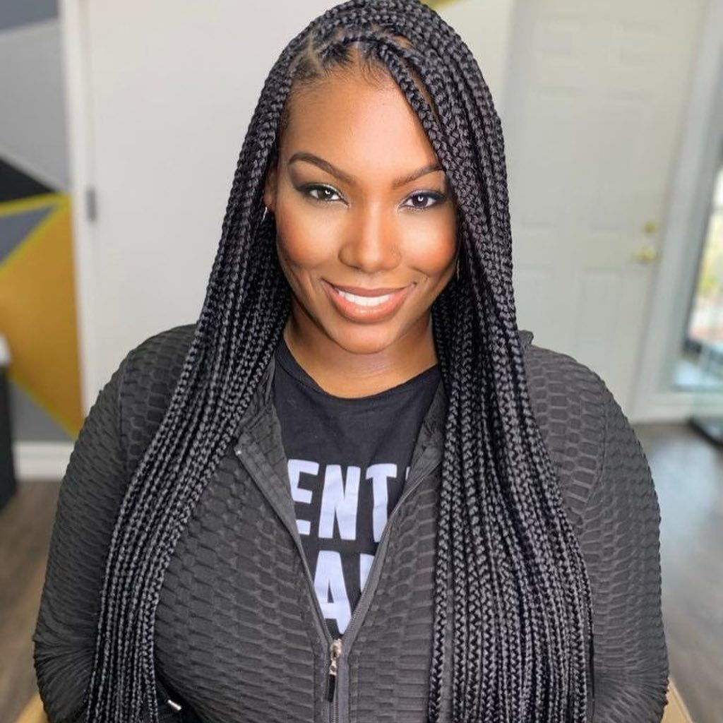Braids Hairstyles 2021 Pictures: Latest Braids hairstyles for ladies