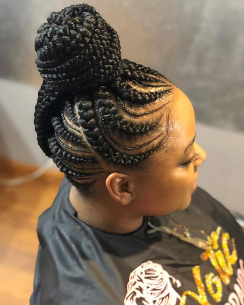 2021 Braids Hairstyles Pictures: Lovely Braids for ladies