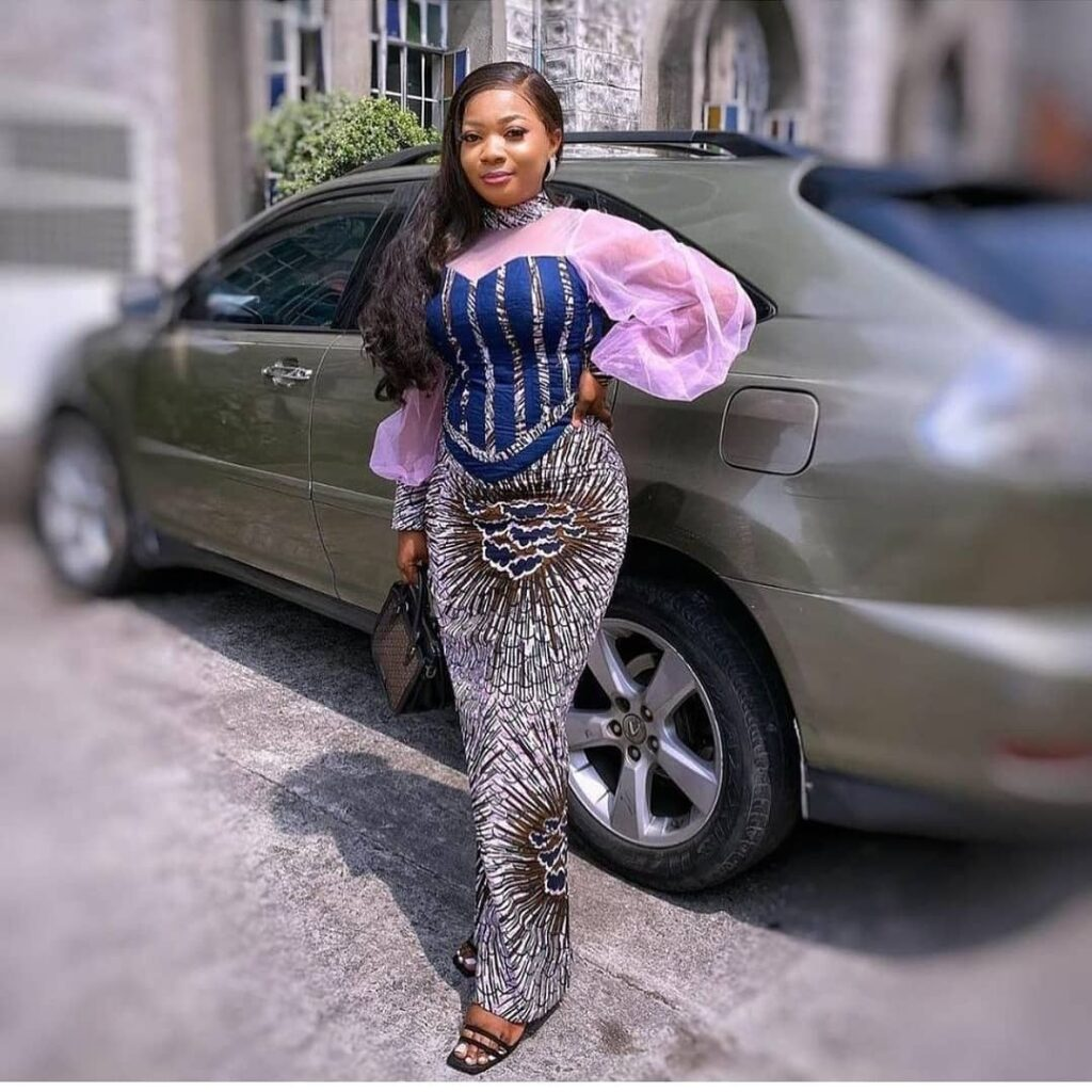 2021 Ankara Styles for Ladies: Best for ladies to trend