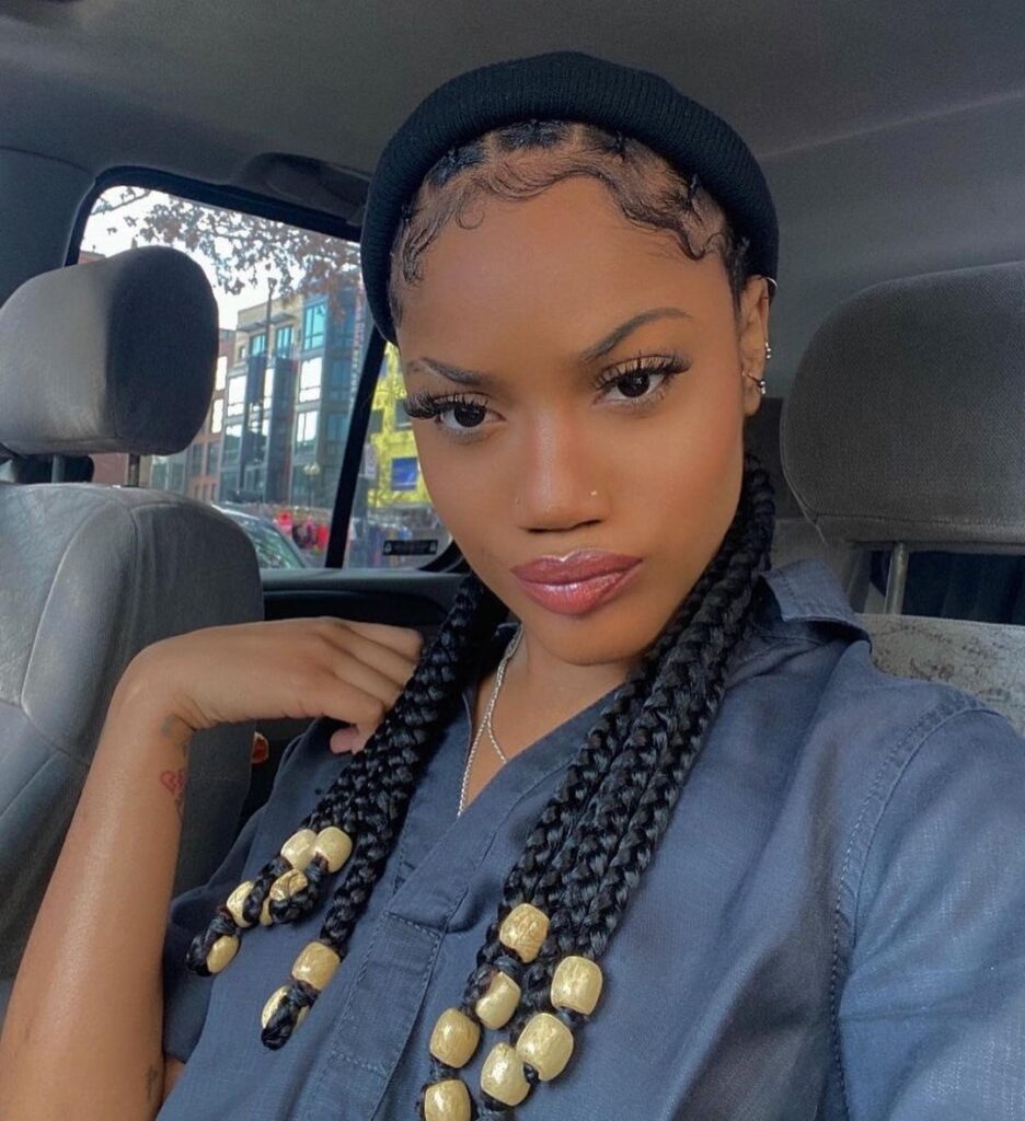 Different types of braids hairstyles 2021 For Ladies
