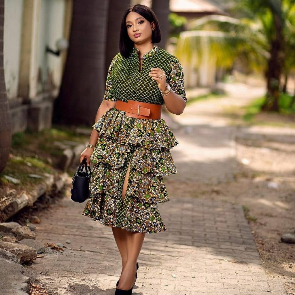 2021 Ankara Styles for Ladies