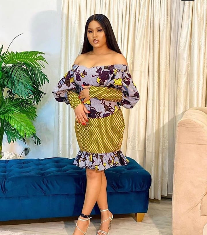 Latest Ankara Styles for Ladies 2021