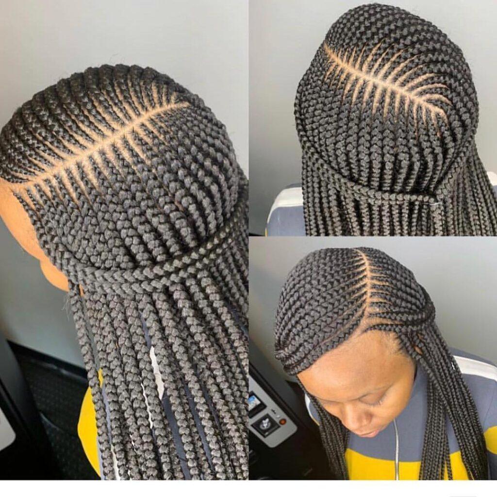 summer braids Hairstyles 2021 for ladies