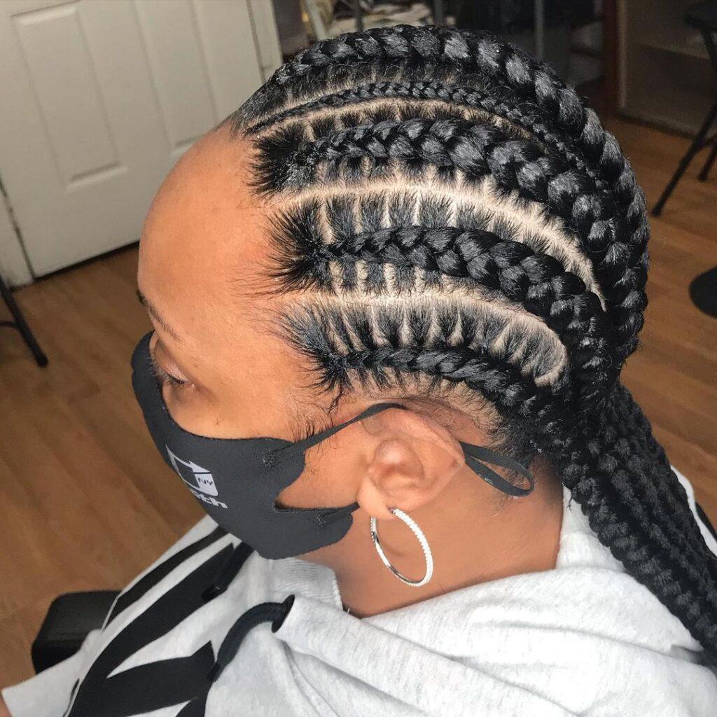Stunning Braids Hairstyles 2021 For Ladies