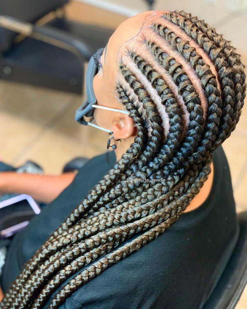 New Trending Braids Hairstyles 2021 For Ladies