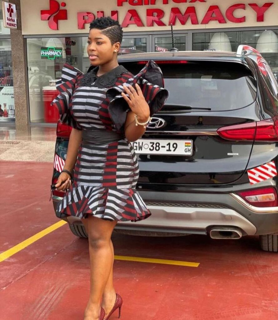 2021 Ankara Gown Styles for ladies