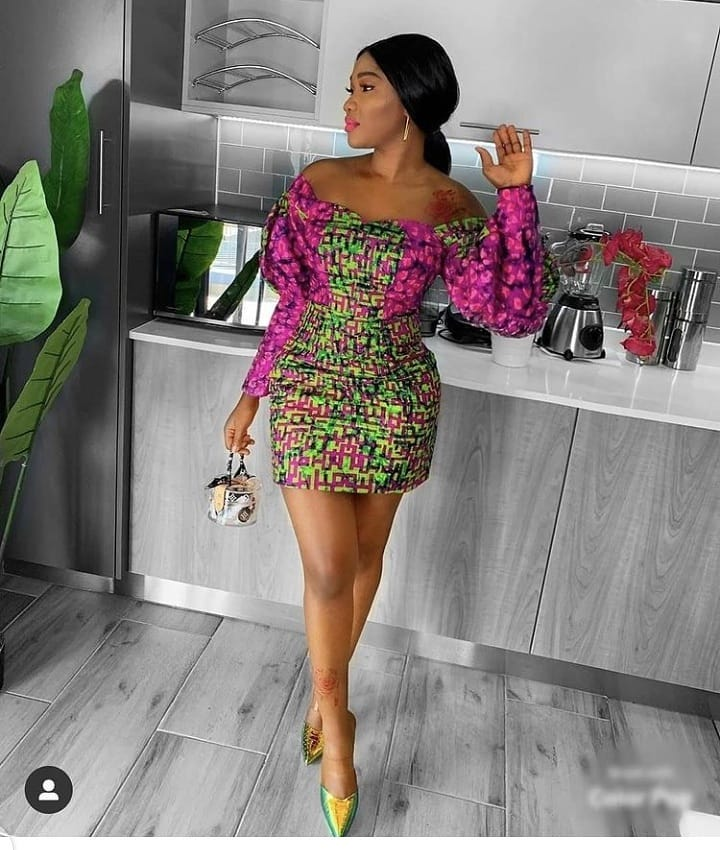 Latest Ankara Styles 2021 for ladies